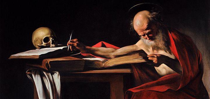 Papa Francisc a publicat o scrisoare despre Sf. Ieronim și Scriptură