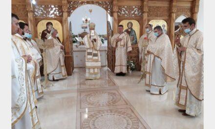 """Beiuș – Biserica greco-catolică a primit și hramul """"Fericitul episcop Valeriu Traian Frențiu"""""""