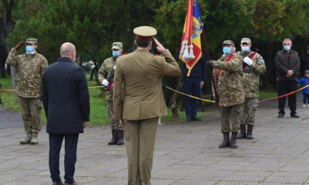Ceremonial militar religios desfășurat la Oradea – Ziua Armatei Române