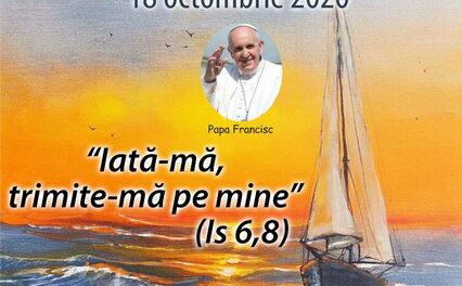 Scrisoarea Sfântului Părinte Papa Francisc cu ocazia Zilei Mondiale a Misiunilor