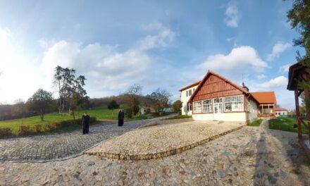 La casa din Dealul Țarinei