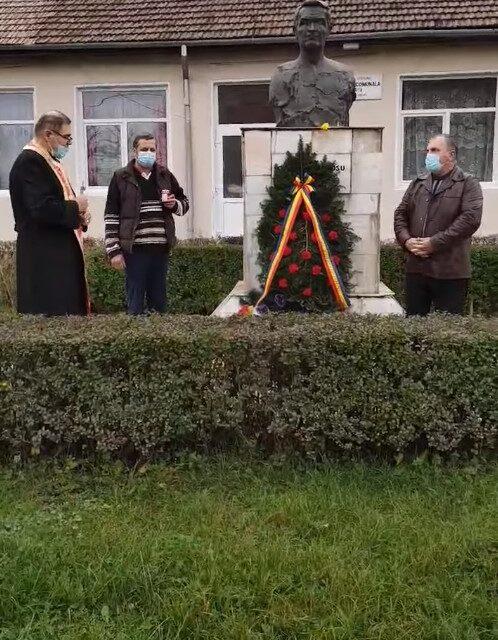 Comemorare Corneliu Coposu la Bobota, Sălaj
