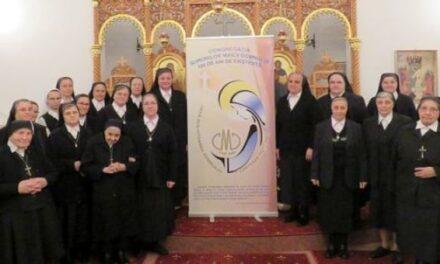 Congregația Surorilor Maicii Domnuluiprezintă LOGO-ul dedicat Anului Centenar