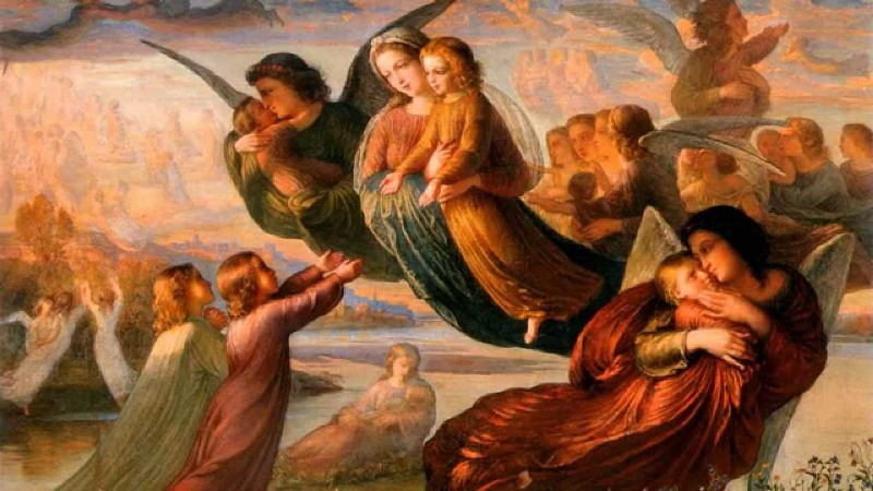Chemare la rugăciune pentru sufletele din Purgatoriu