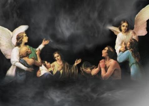 Rugăciunea lui Iosif, în temniță, la tălmăcirea visului paharnicului