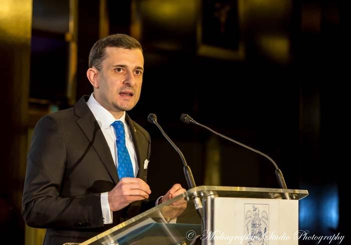 Gradulul diplomatic de ambasador pentru domnul George Gabriel Bologan