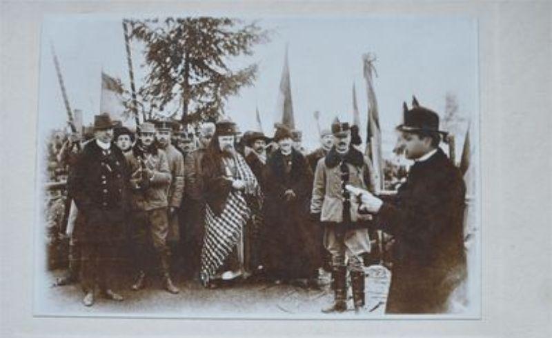 Discursul Cardinalului Iuliu Hossu la 1 Decembrie 1918