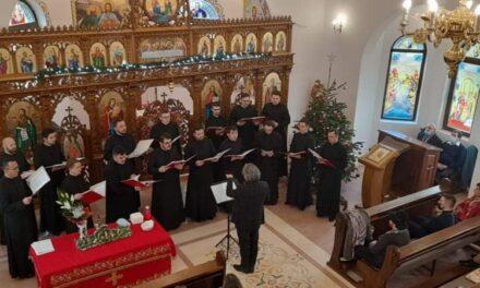 Seminariștii orădeni în vizită la Tinca