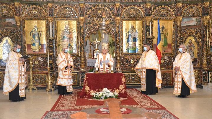 Ziua Națională a României, sărbătorită în Catedrala Blajului