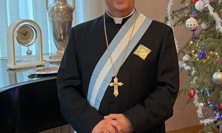 Excelența Sa Nunțiul Apostolic decorat de Președintele României
