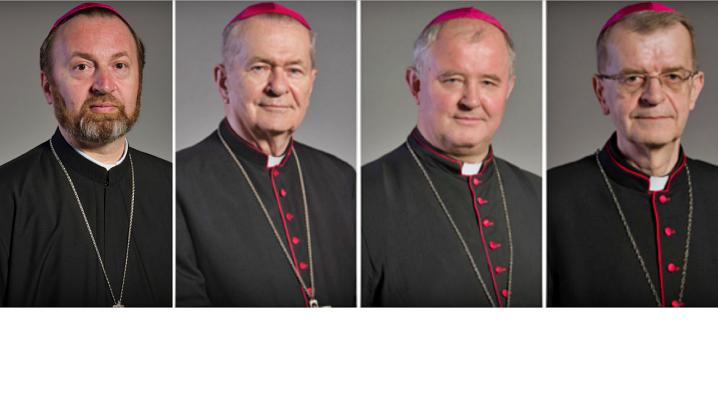 Aniversarea consacrării episcopale a patru episcopi