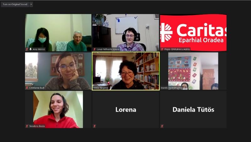 COMUNICAT: De 5 ani Caritas Eparhial Oradea oferă sprijin specialiștilor care lucrează în comunități vulnerabile