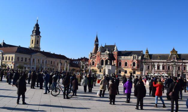 Ziua Națională sărbătorită la Oradea