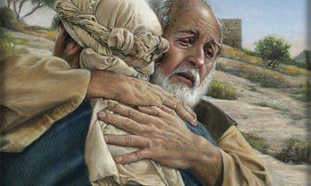 CONTINUĂ TEMA IERTĂRII  LA CATEHEZELE ON-LINE PENTRU ADULŢI ŞI FAMILII