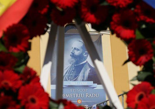 Comemorarea episcopului Demetriu Radu, la 100 de ani de la trecerea la cele veșnice