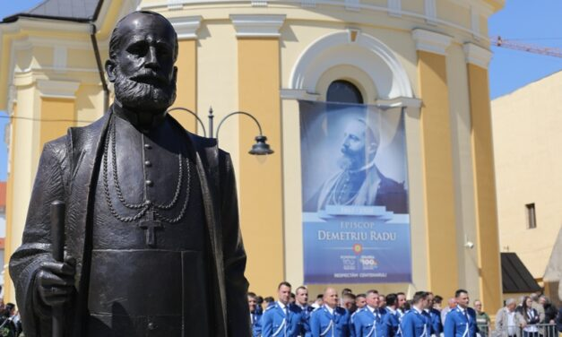 În amintirea Episcopului Demetriu Radu  100 de ani  de la intrarea în Eternitate