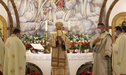 Sărbătoarea Naşterii Domnului la Sanctuarul din Oradea