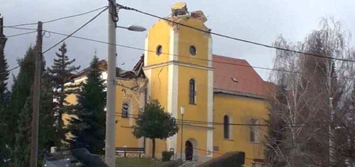 Catolicii croați invitați la post și rugăciune după cutremur