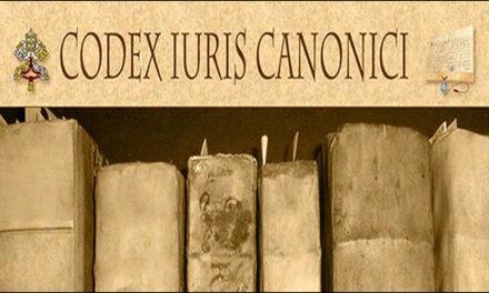 Papa Francisc: Scrisoare apostolică în formă de motu proprioSpiritus Dominidespre modificarea can. 230 § 1 din Codul de drept canonic
