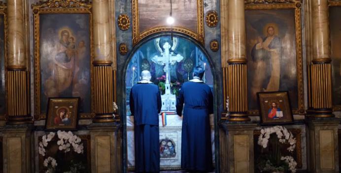BISERICA ORTODOXĂ  LA SĂPTĂMÂNA DE RUGĂCIUNE PENTRU UNITATEA CREŞTINILOR