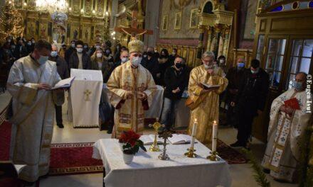"""Botezul Domnului la Catedrala """"Sfântul Nicolae"""""""