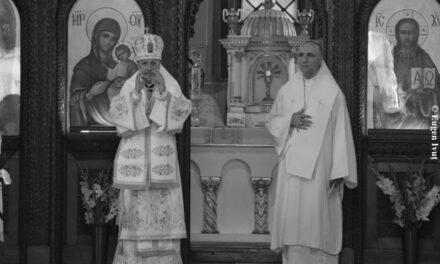 Mesajul de Condoleanțe al Preasfințitului Virgil la trecerea în veșnicie a Preasfințitului Părinte Florentin Crihălmeanu