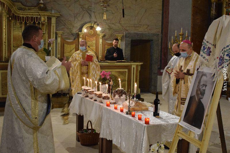 Parastas pentru Mitropolitul Vasile Suciu – Fondatorul Congregației Maicii Domnului