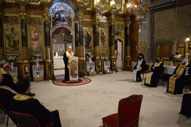 ÎNCHEIEREA SĂPTĂMÂNII DE RUGĂCIUNE PENTRU UNITATEA CREŞTINILOR  ÎN CATEDRALA GRACO-CATOLICĂ SFÂNTUL NICOLAE