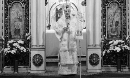 Mesajul Preafericitului Părinte Patriarh Daniel la trecerea în veșnicie a Preasfinţitului Părinte Florentin Crihălmeanu, Episcopul Eparhiei Greco-Catolice de Cluj-Gherla