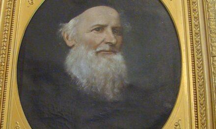 Grigore Moisil, cleric și om de cultură, vicar al Năsăudului