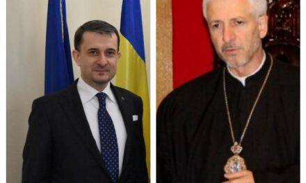 Scrisoarea de condoleanțe a Excelenței Sale George Bologan la trecerea la cele veșnice a PS Florentin