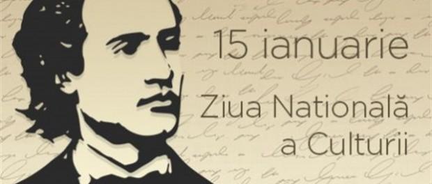 Invitație: Ziua Culturii Naționale