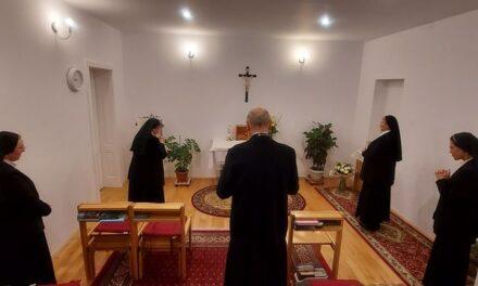 Surorile Maicii Domnului din Oradea în sărbătoare