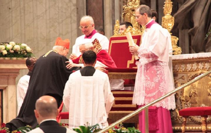 Nouă ani de la ridicarea la demnitatea de cardinal a Preafericitului Părinte Lucian