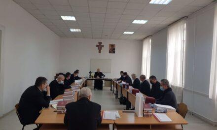 Întâlnire de lucru a Consitoriului Eparhial