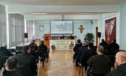 Capitulul Provincial Extraordinar al Fraților Minori Conventuali