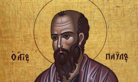 AU CONTINUAT CATEHEZELE ON-LINE PENTRU ADULŢI ŞI FAMILII  PE URMELE SFÂNTULUI APOSTOL PAVEL