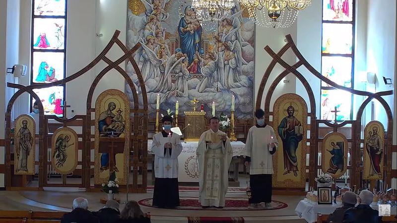 Pr. Damian Blăjuţ OFMConv – pomenire la 13 ani de la plecarea la ceruri.