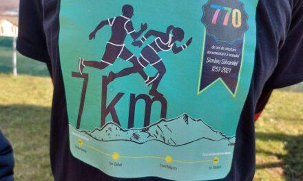 Promovare prin alergare de la Casa Natală la Casa Memorială