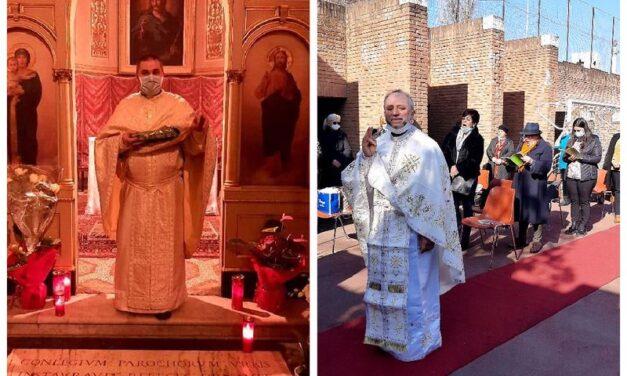 Misiunea părinților parohi din Roma s-a încheiat