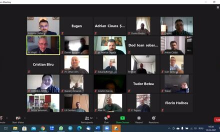Întâlnirea online a preoților din Episcopia de Oradea