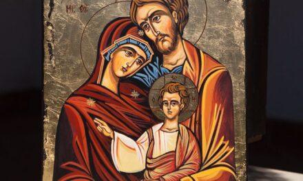 Icoana Sfintei Familii