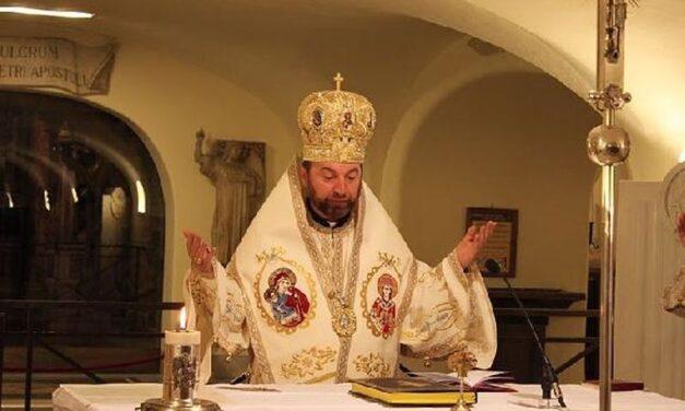 Preasfinția Sa Claudiu Lucian Pop, noul Episcop Eparhial al Eparhiei de Cluj-Gherla
