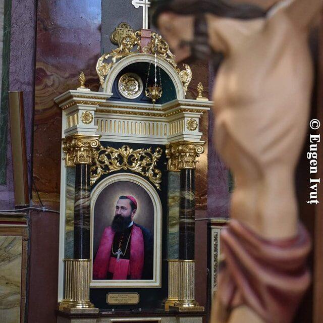 Episcopul Martir Valeriu Traian Frenţiu