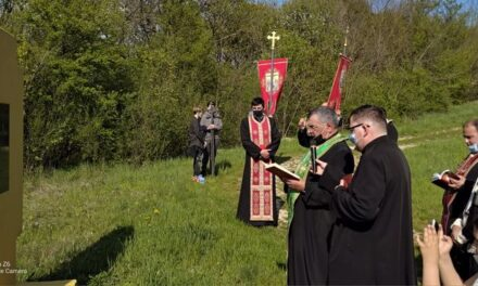 Calea Crucii în Parohia Vintere