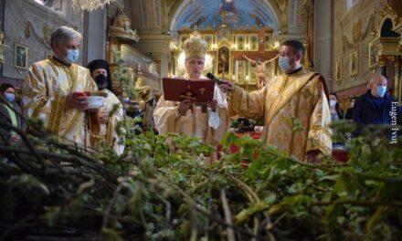 """Duminica Floriilor la Catedrala  """"Sfântul Nicolae"""""""