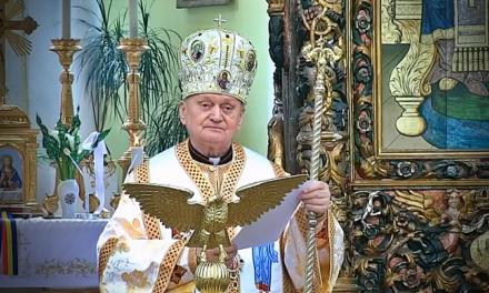 Pastorala de Paști a Preafericirii Sale Cardinal Lucian