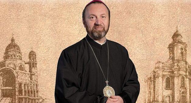 Comunicat: Înscăunarea noului Episcop de Cluj-Gherla, PS Claudiu Lucian Pop