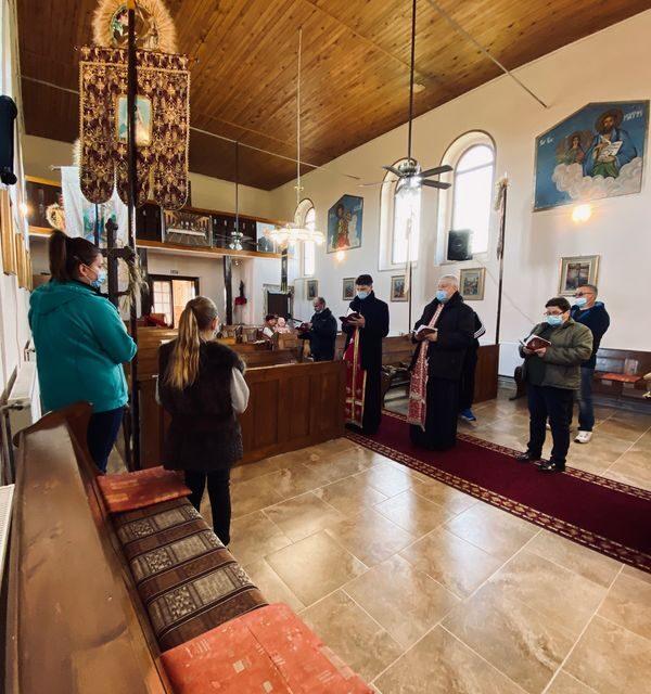 Calea Crucii în Parohia Greco-Catolica Sititelec