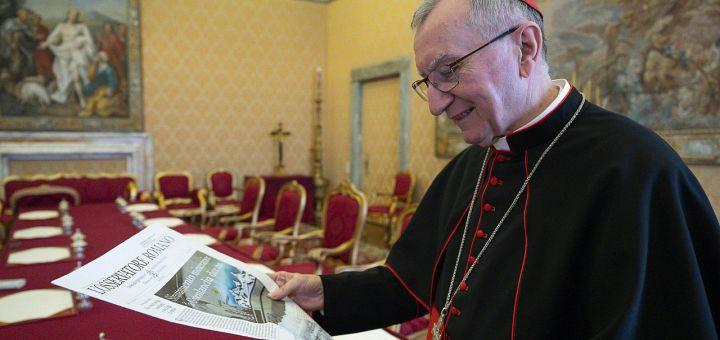 Secretariatul de Stat, alături și în sprijinul Papei